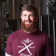 Alan Simons, North Dock Head Brewer