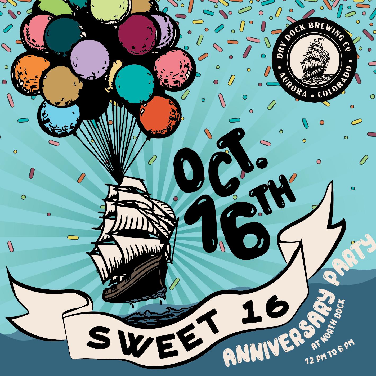 Dry Dock's Sweet 16